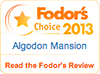 Fodor's Choice 2013 (Mansion)